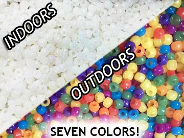 solaractive uv color changing beads buttons and more