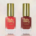Ruby Wing Cypress color changing nail polish