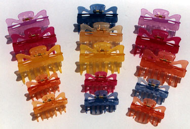 color chaning barrettes