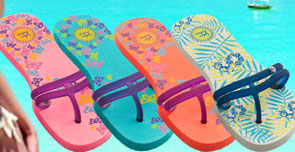 california women sandals