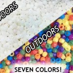 BEADS SEVEN COLORS