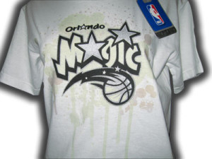 NBA Tee Shirts orlando(indoors)