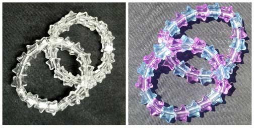 Jewelry making is fun for everyone using SolarActive® UV beads