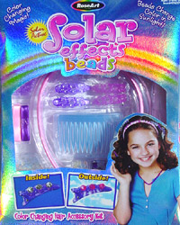 Color Changing Hair Accessory Kit