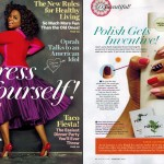 Blaze in Oprah magazine 2012