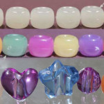 color changing beads shapes