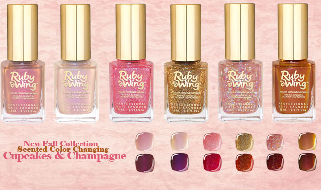 fall collection ruby wing
