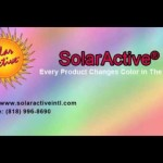 Solar active color change products